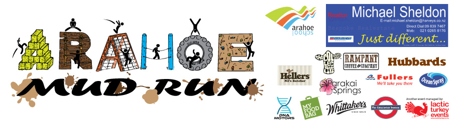 Arahoe Mud Run Logo