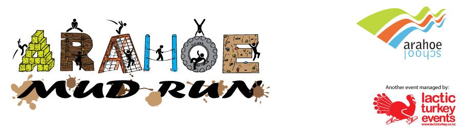 Arahoe Mud Run Logo