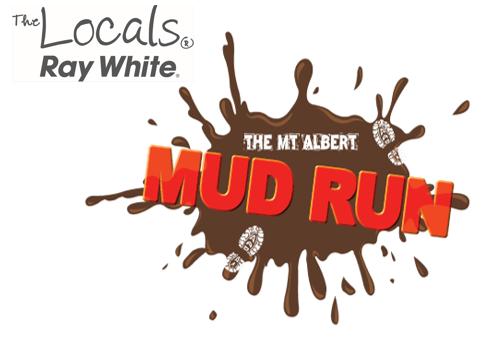 Mt Albert Mud Run Logo