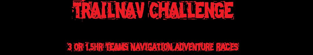 TrailNav Challenge Logo