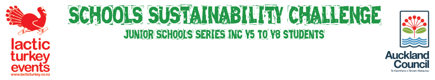 Schools Sustainability Challenge Series Logo