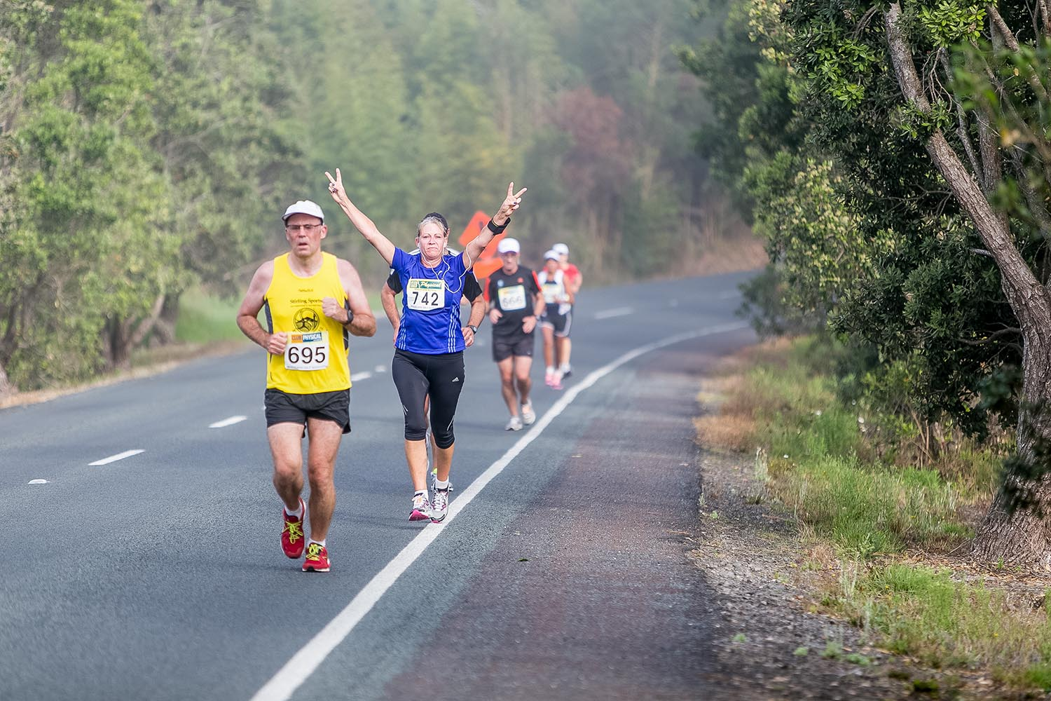 WHENUAPAI HALF MARATHON & 10/6/2KM FUN RUNS