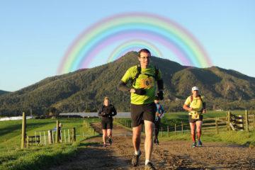 Double Rainbow Trail Run/Walk – 10, 17, 25 or 42km