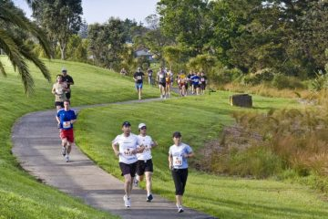 WAITAKERE HALF & 11/5/2KM FUN RUNS