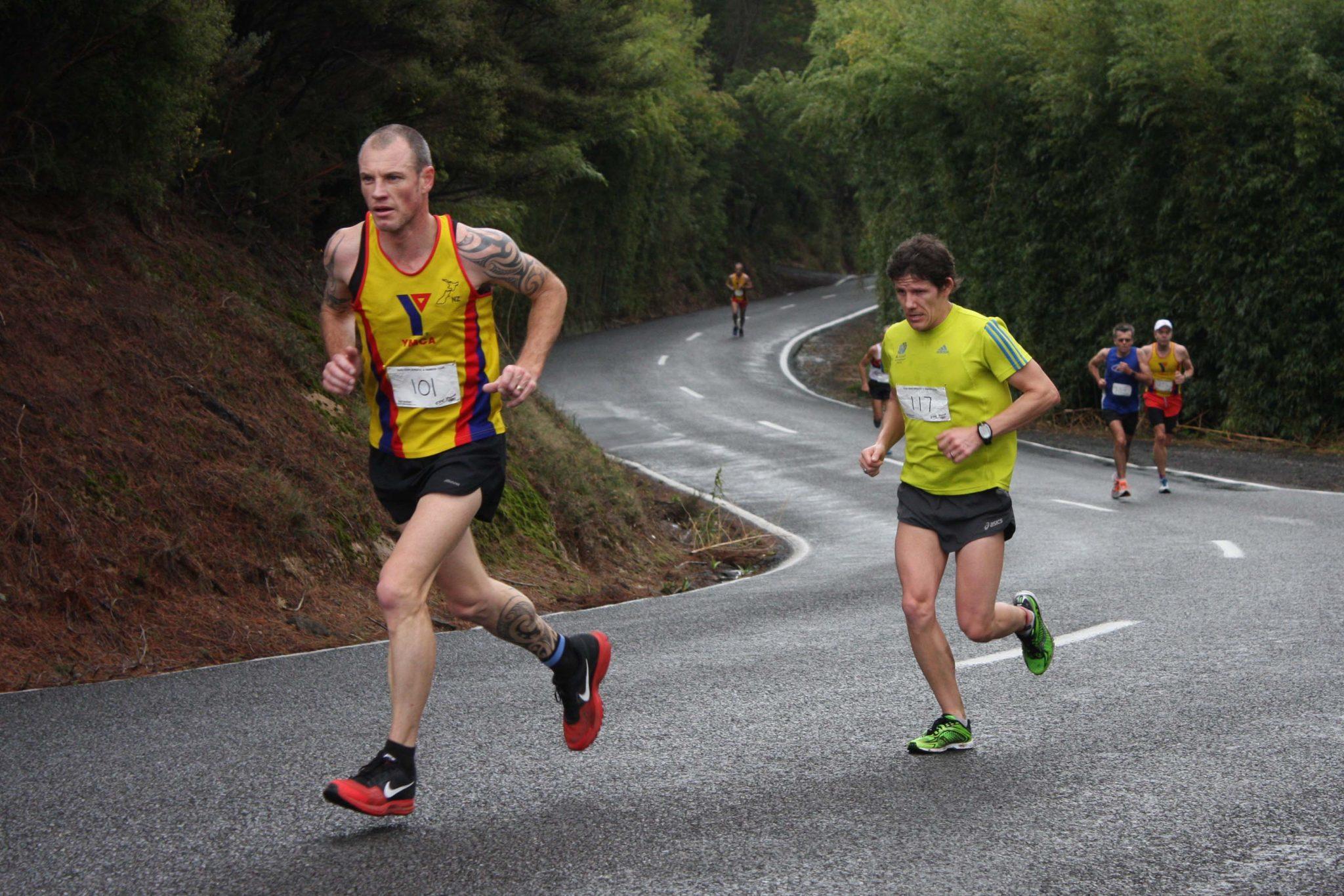 GLEN EDEN 10 MILER & 5/2KM FUN RUNS