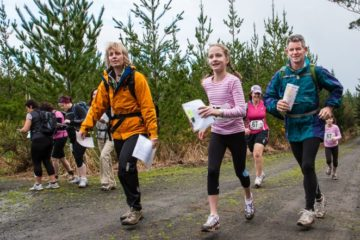 The Lactic Turkey Rogaine Series- Event 1 @ Waitawa Regional Park