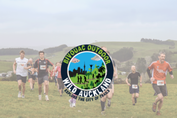 Bivouac Outdoor Wild Auckland Trail Run/Walk Series – Event 2 at TAWHARANUI
